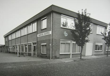 De Hugo de Grootstraat, met verdieping
