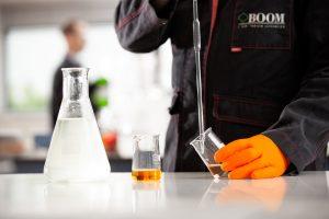 Boom laboratorium benodigdheden