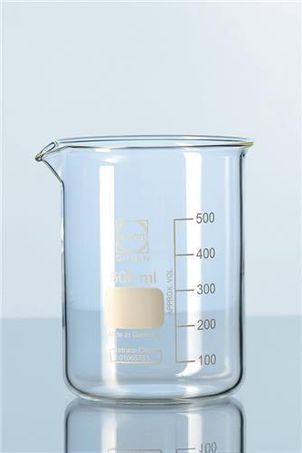 Duran Bekerglas 800 ml laag model