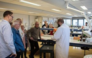 Open dag Boom Laboratoriumleverancier