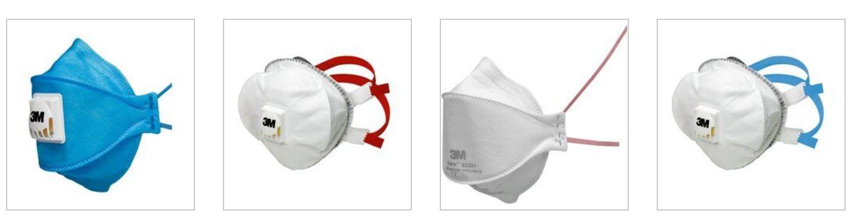 Adembeschermingsmaskers