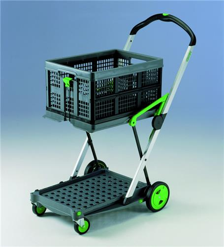 Laboratory Trolley clax Mobil comfort with