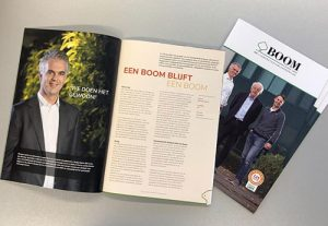Jubileum Magazine 125 jaar Boom
