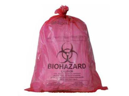 Afval en vernietigingszakken LLG