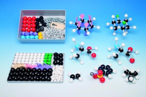 Molecuulbouwdoossysteem