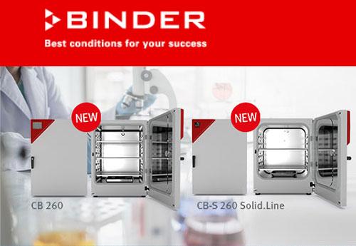 Nieuws van Binder