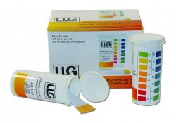 pH-indicatorstrips LLG Labware