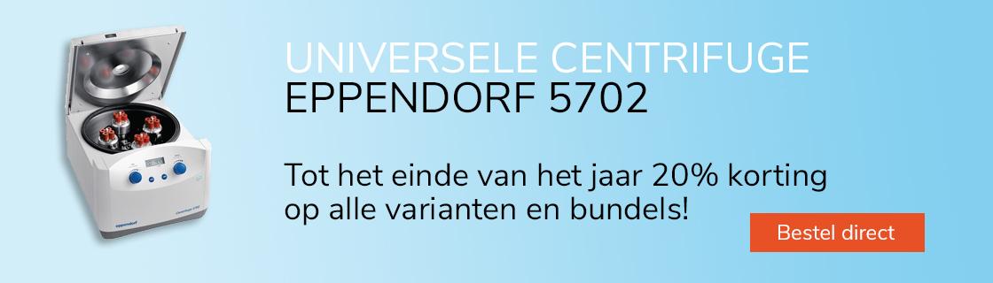 Eppendorf centrifuge 5702
