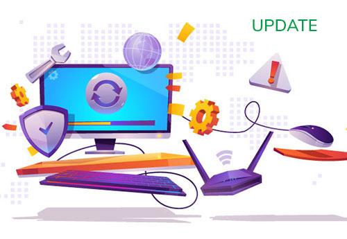 Update nieuw ERP-systeem