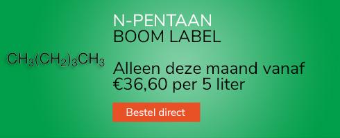 Slider Boom actie n-Pentaan - mobiel