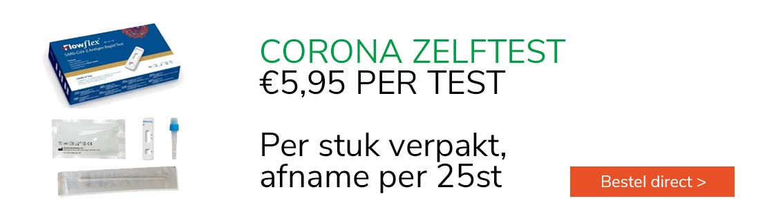 COVID-19 zelftest