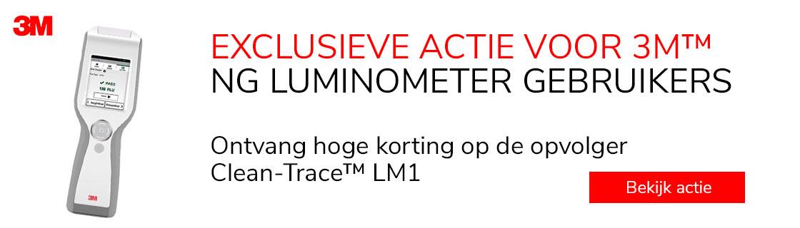 3M LM1 luminometer actie