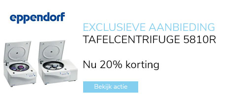 Tafelcentrifuge 5810R - mobile